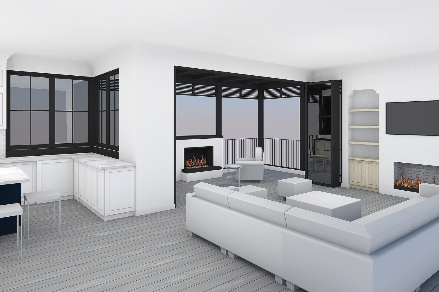132 21st Place Rendering