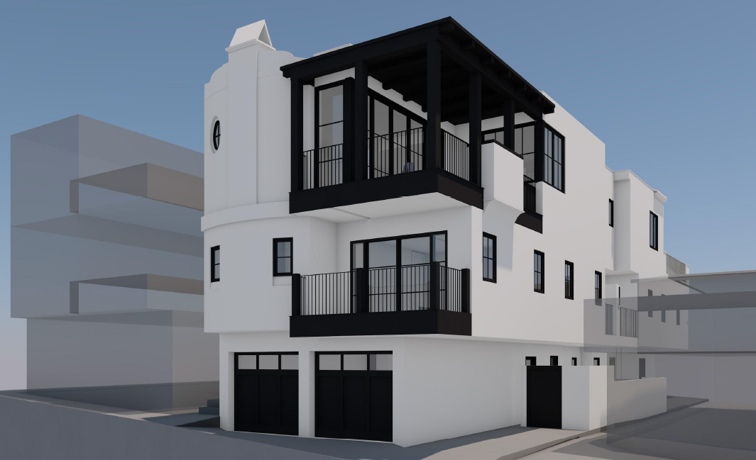 21st Place Rendering